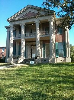 Magnolia Hall in Natchez