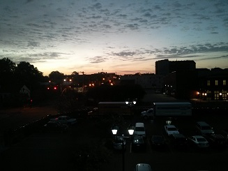 Natchez at Dawn